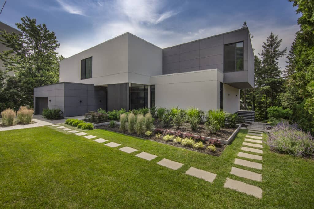 Bergeron Paysagiste - style aménagement paysagiste moderne